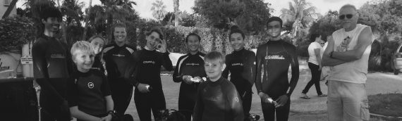 RATs – Week 5 – Night Diving