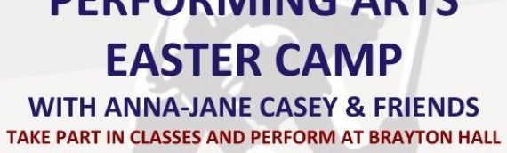 FREE Performing Arts Easter Camp