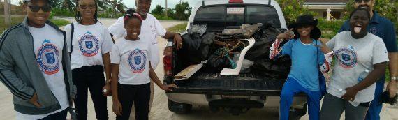BWIC honour International Coastal Clean-Up Day
