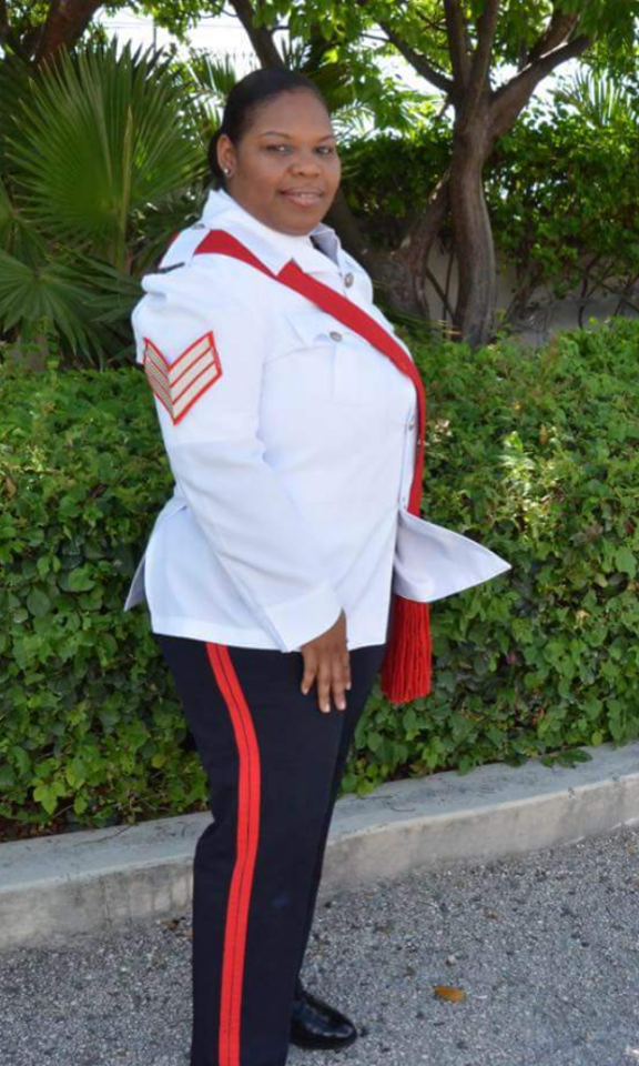 Officer Latoya Rigby will be competing in the Shooting event.