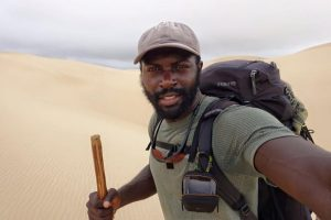 BWIC graduate Mario Rigby, will give a presentation to the Collegiate about his inspiring 12,000 Km trek on foot and by kayak from South Africa to Egypt.