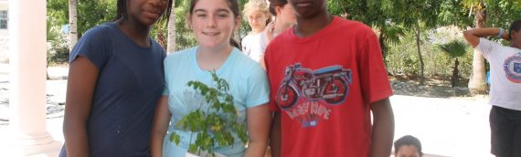 Student Council: Greening TCI