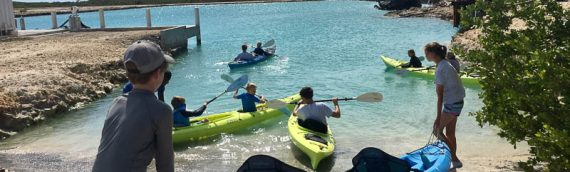 Week 6 – Kayaking Adventures